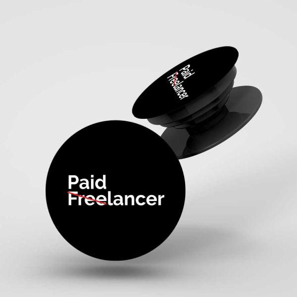 Paid Lancer Pop Holder