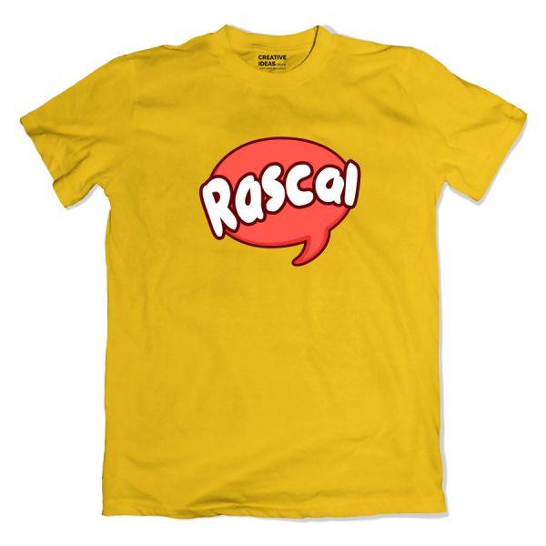 Rascal Yellow Tshirt