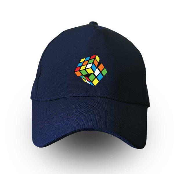 Rubik's Cube Blue Cap