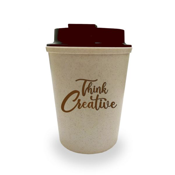 Think Creative Bamboo Coffee Sipper