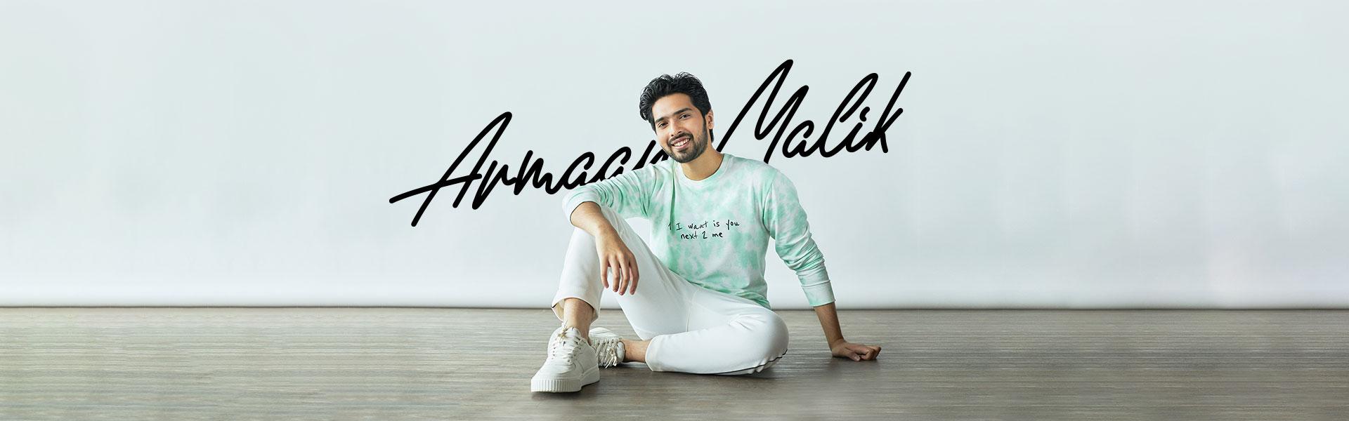 Official Armaan Malik Merchandise