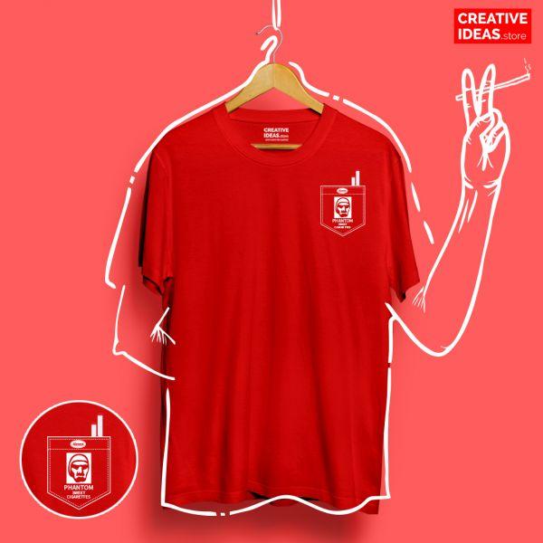 Phantom Red 90s Tshirt