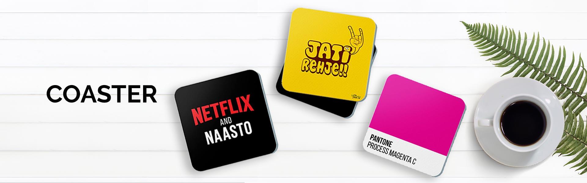 Creative Ideas Tea Coaster Collection