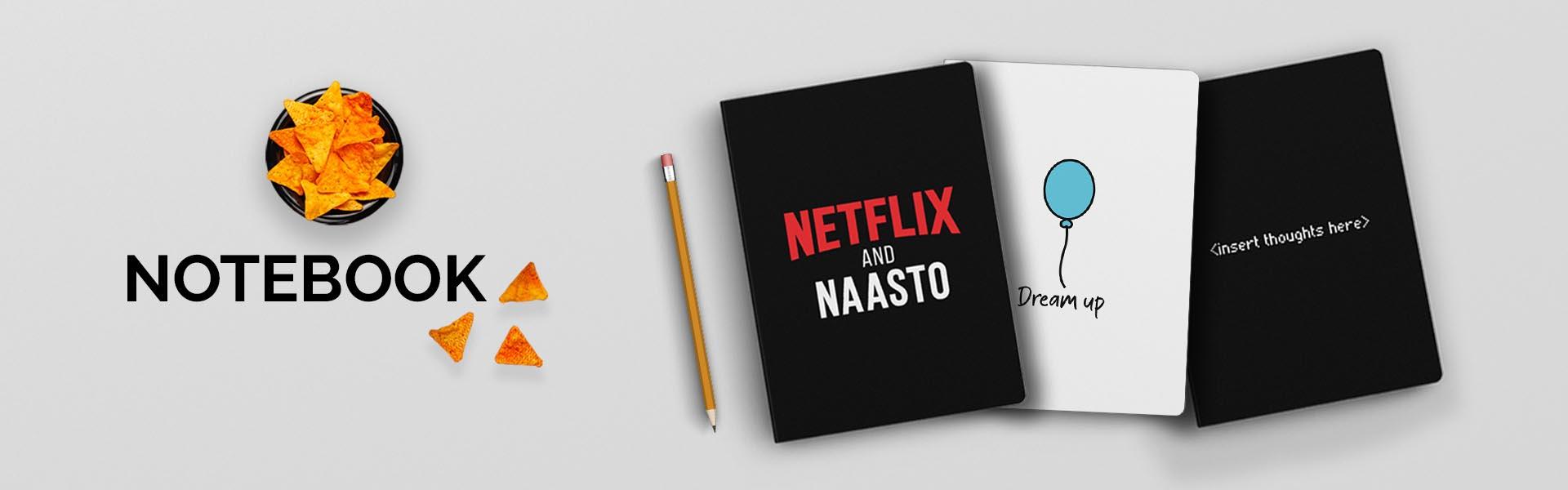 Creative Ideas Notebook Collection